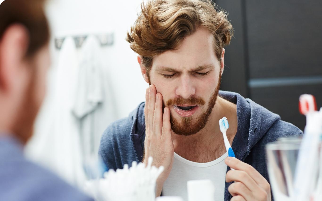 Urgences dentaires à Brossard